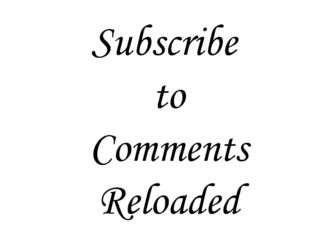 Fehler in Subscribe to Comments Reloaded Plugin